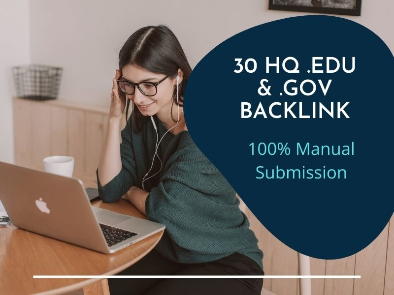 I will boost your google SEO ranking with High Quality edu & gov backlinks