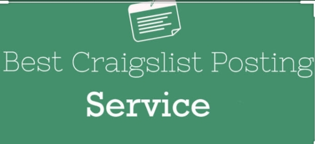 I can do Craigslist advertisement posting according to your requirement