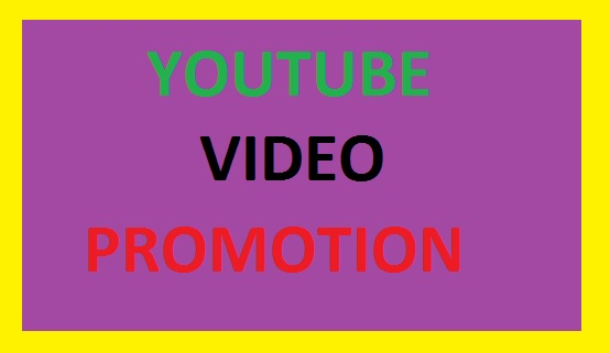 I will do best YouTube quality video promotion