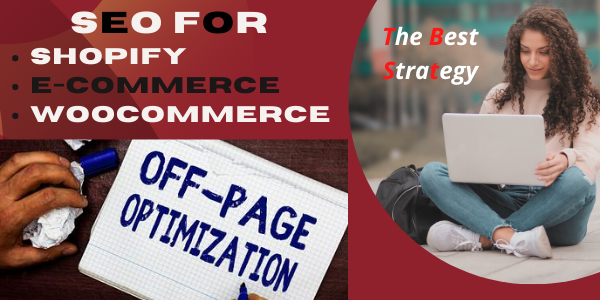 The best Off Page SEO for Shopify, eCommerce,  Woocommerce- fully Updated August 2020