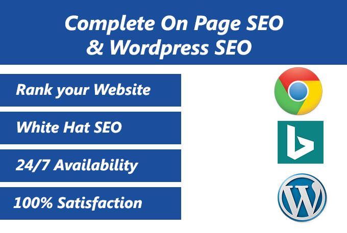 I will do onpage SEO wordpress website ranking using yoast seo plugin