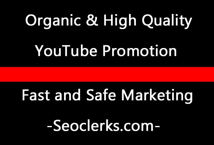 Fast YouTube video promotion Through social media marketing