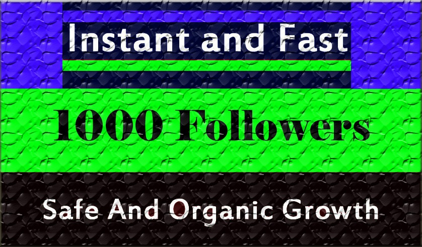 Get High Quality Social Profile Followers Super Fast