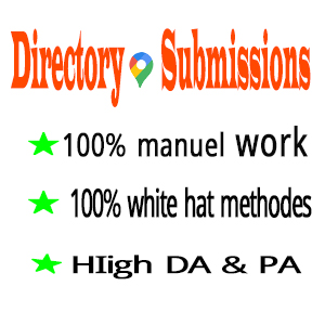 I Will Build You 100 Directory Submission for All Country