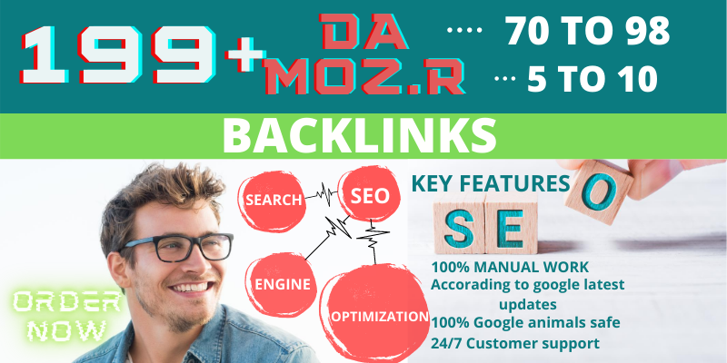 I Will Create 199+ high quality DOFOLLOW PR9 or DA 70 to 99+ HQ Google Dominating Profile BACKLINKS
