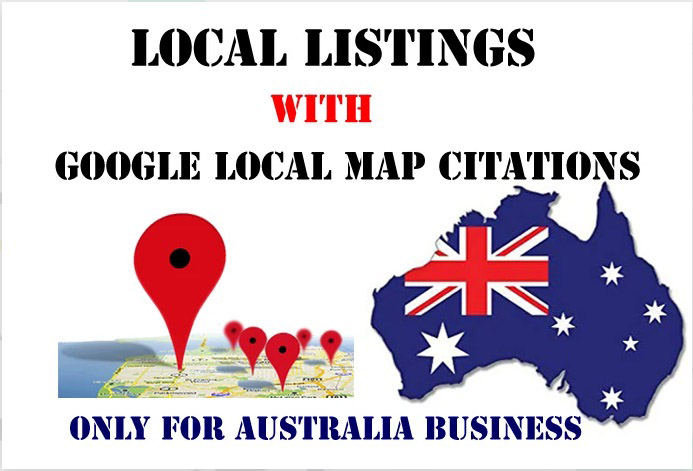 I Will Do 50 Australian High Quality Local Citations