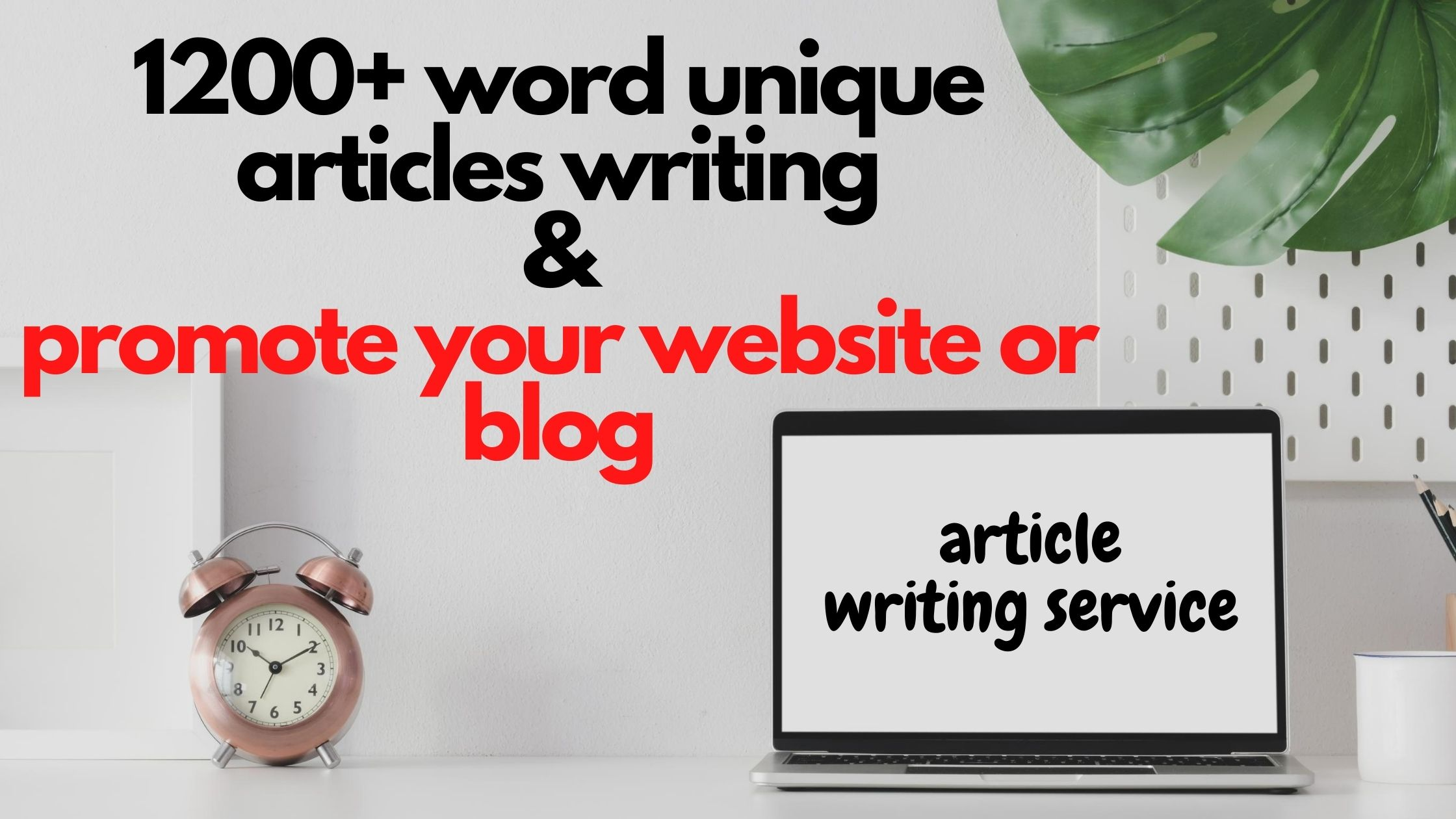 1200+ words article writing for your website/blog.