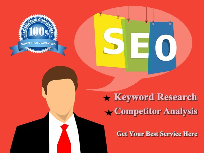 I will do best Seo keyword research and competitor analysis
