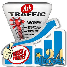 Top Powerful 300,000 worldwide real human web Visitor Traffic targeted