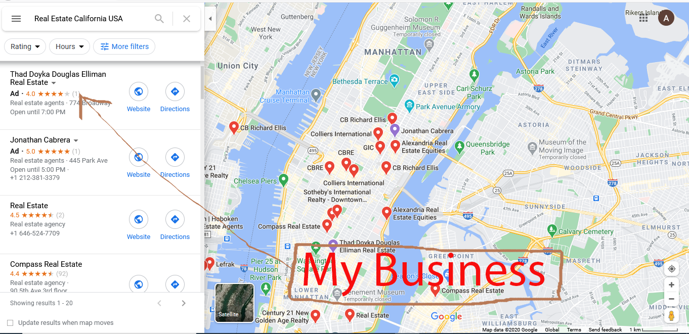 I will create 20,000 google map citations for local seo to boost your business ranking