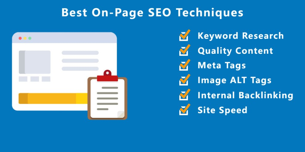 I will improve your website On Page SEO