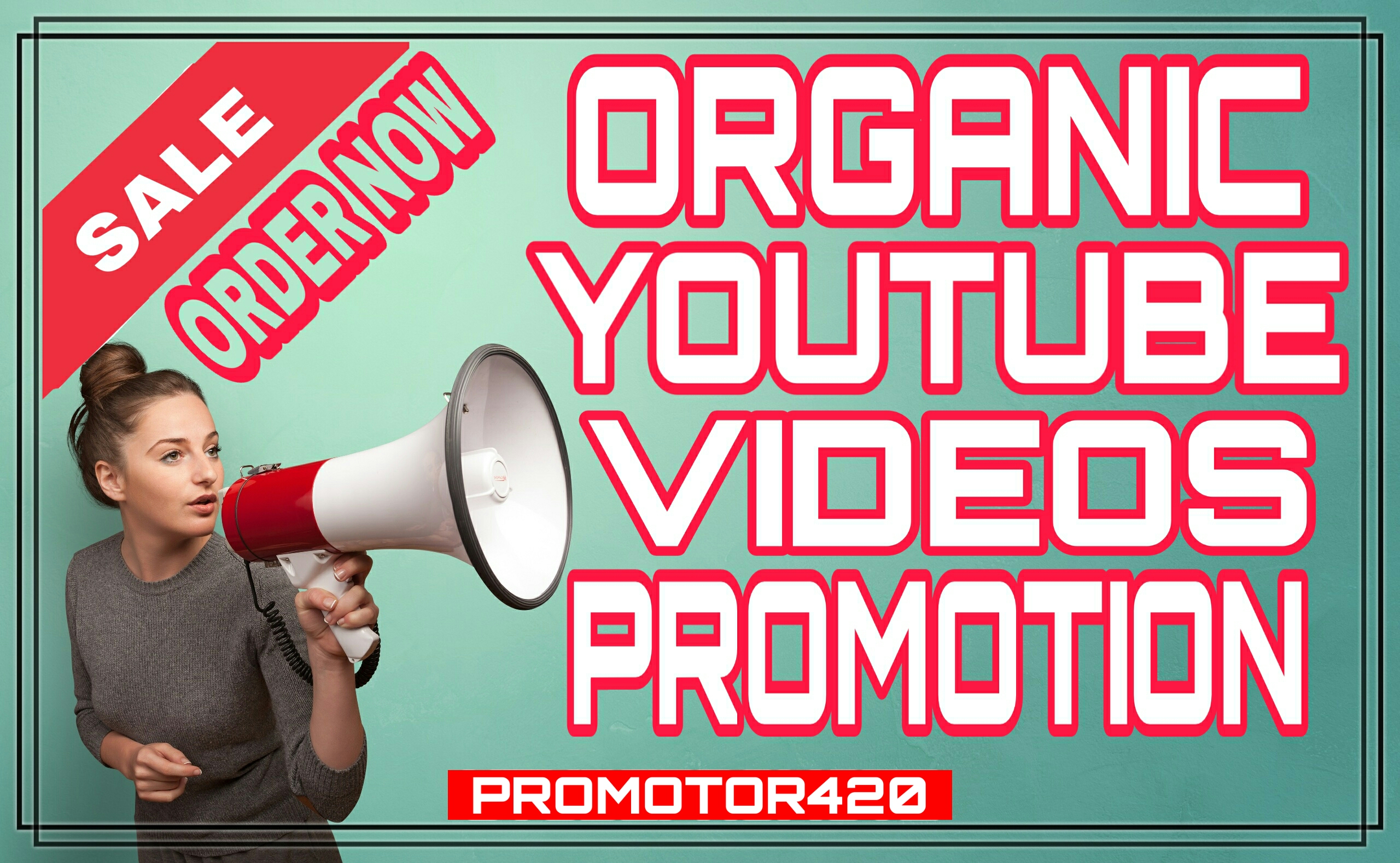 HQ youtube videos promotion & marketing