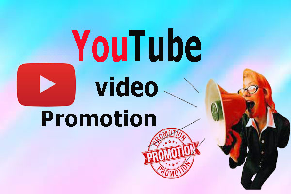 Natural YouTube video Promotion