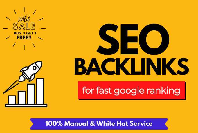 I will boom your google ranking with link building and SEO backlinks