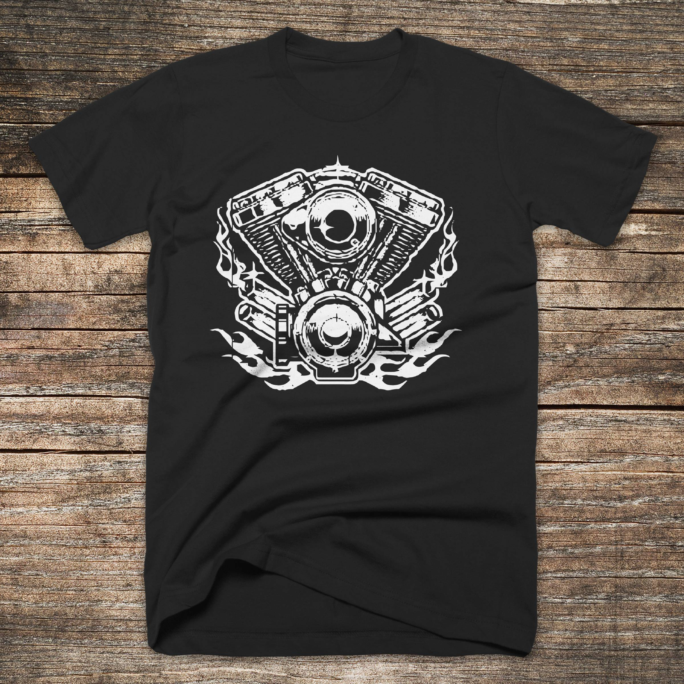 I will do a minimalist gorgeous T-Shirt Design for you