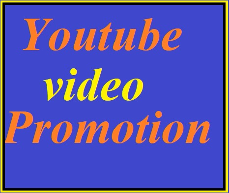 Youtube video promotion via sharing