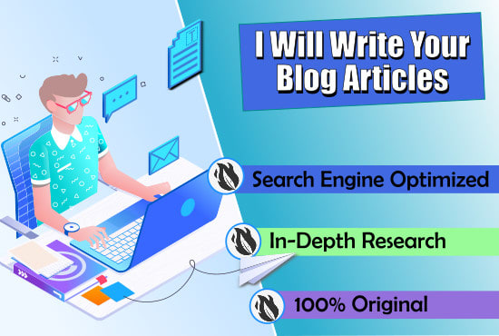 I will write 500 Words SEO Optimized Blog Post in 24 hours