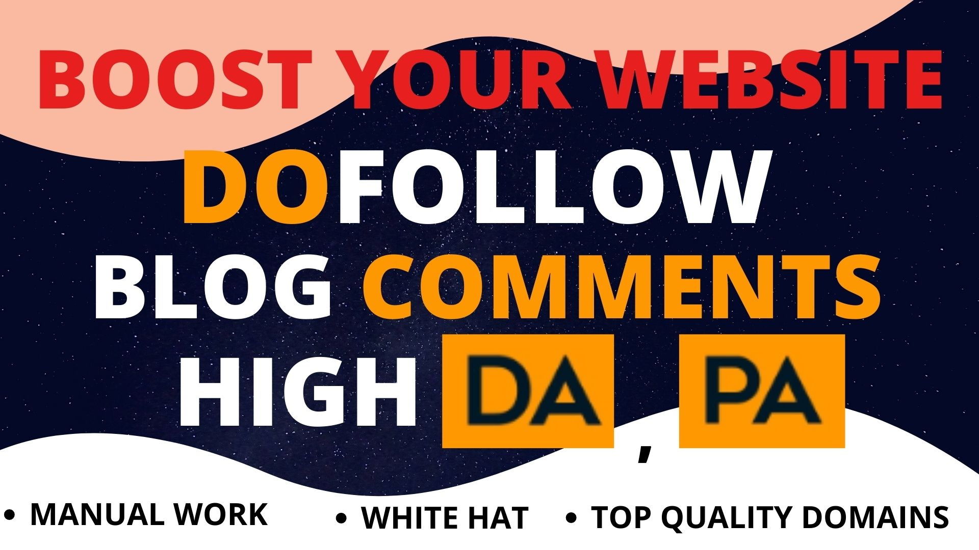 I Will Create 100+ High Quality Dofollow Blog Comments Backlinks.