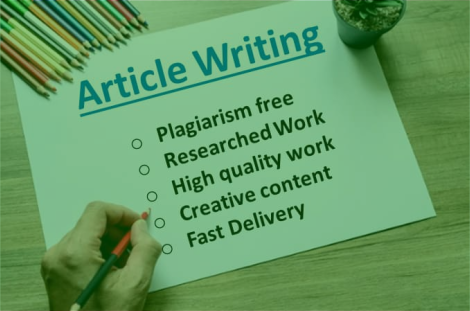 Quality Article Writing to Rank in Google Search