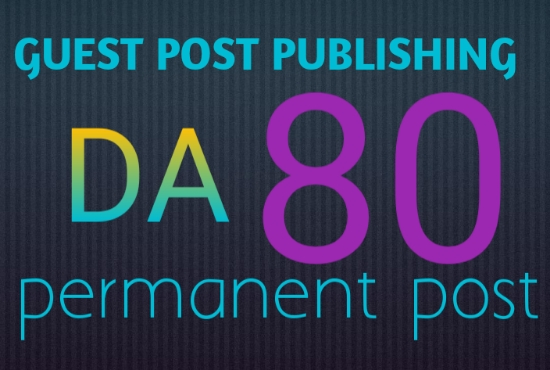 I provide you High quality website backlink with permanent post on my website