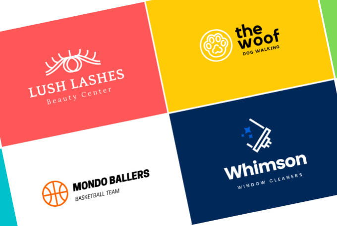 I will design minimalist logo for your professional and business