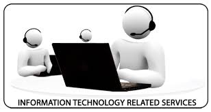 All IT Related services and content writing and data entry