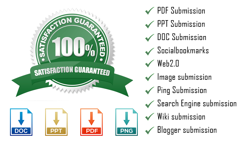 ALL in one SEO pack - Manual Hand Submission - 10 Flavors