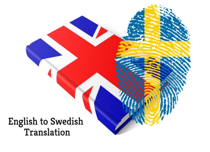 I Will Provide Accurate & Manual English to Swedish Translation,  Up To 500 Words