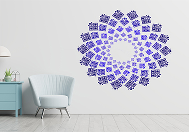 I will create unique mandala design and logo for you