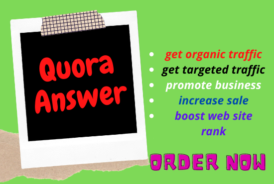 Provide 10+ Quora Answer with Clickable Links
