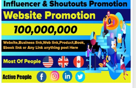 I will drive real human traffic with proof to ecommerce,website promotion for $1