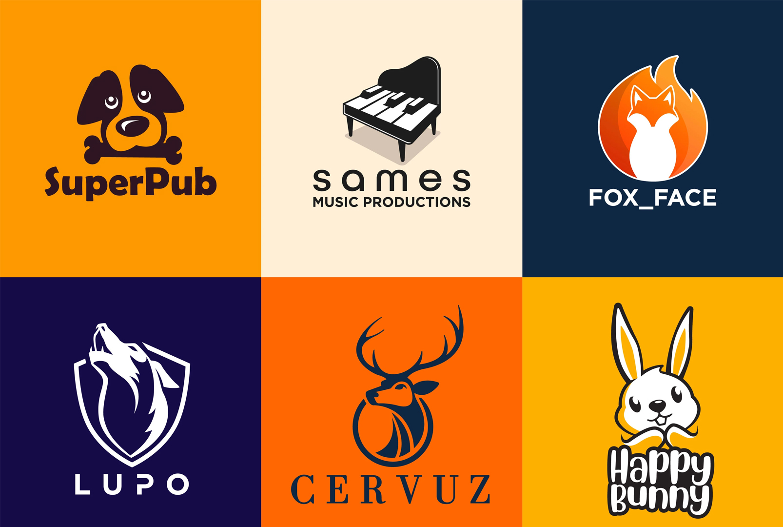 I will do amazing logo design for you
