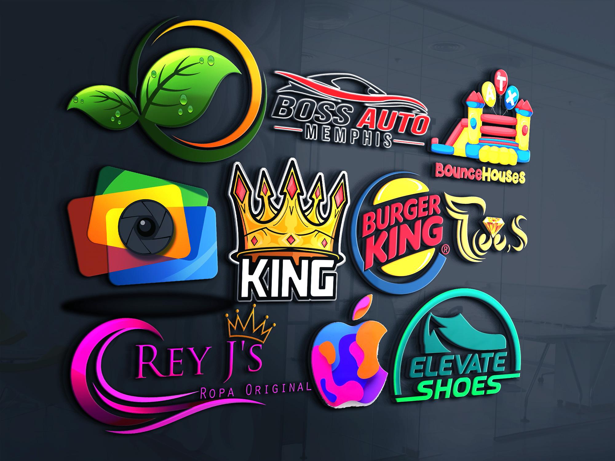 Logo Designer Logo Design Logo Maker Creative Logo Professional Logo Modern Logos Design