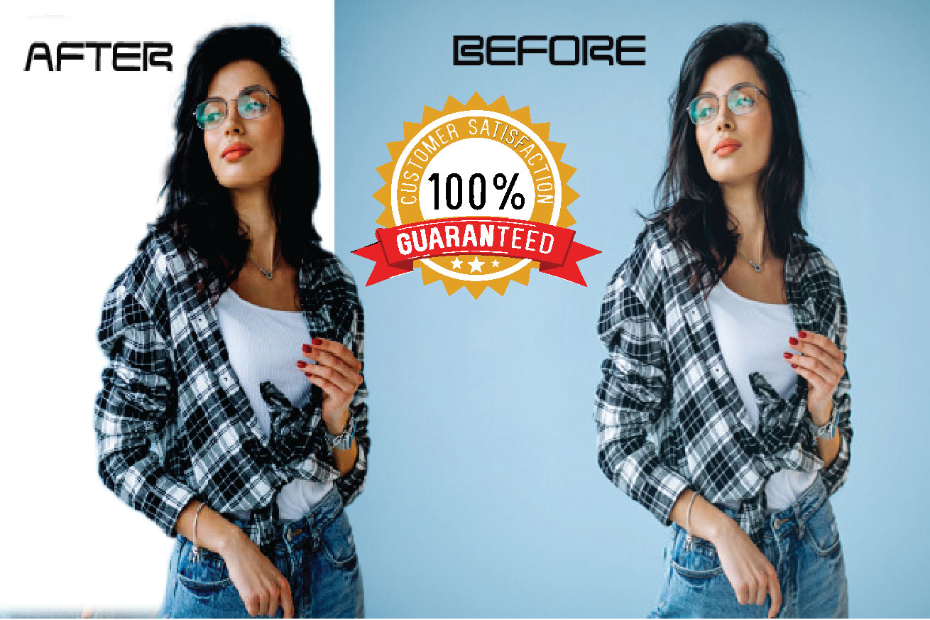 Do hair mask,  transparent background and background remove