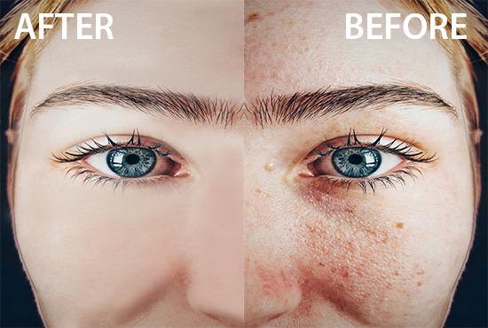 image retouching photo editing service