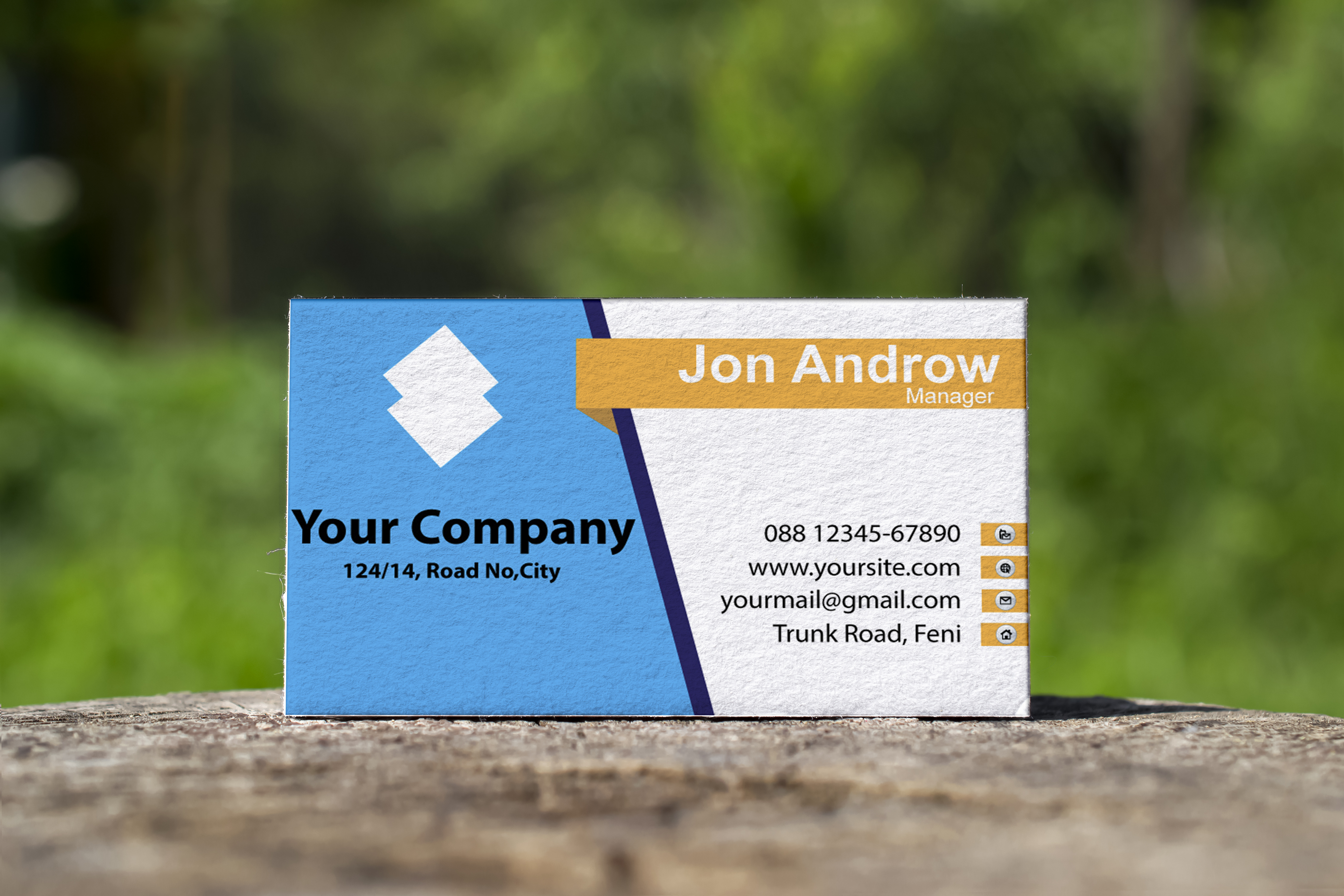 I will do Business Card Design and creator