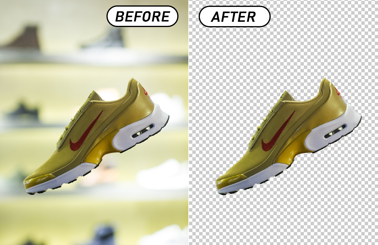 I will remove, transparent & change background one photo using clipping path