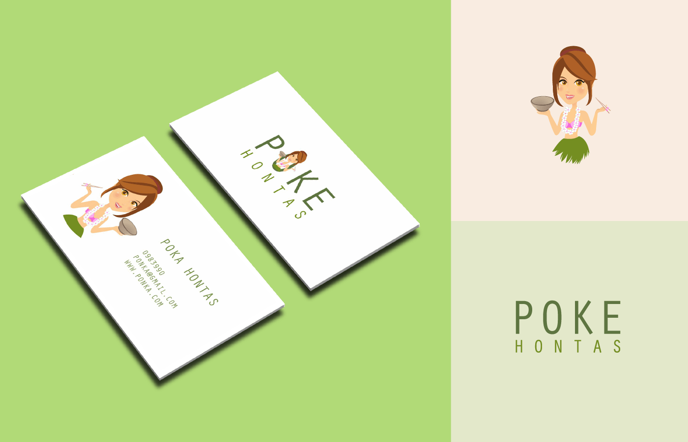 I will design unique double sided business card In 24 HOURS