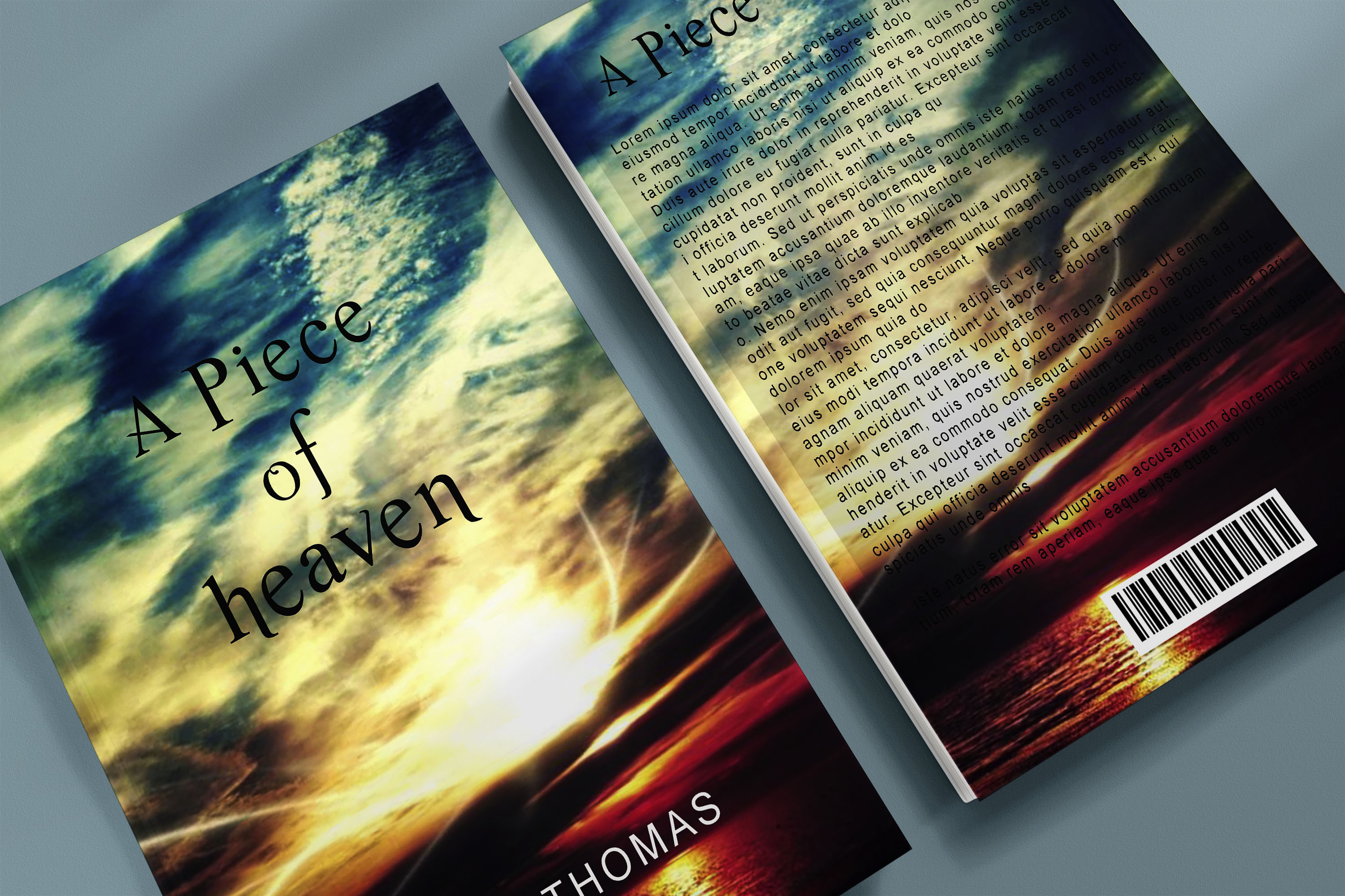 I will design your book and ebook cover for Amazon Kindle