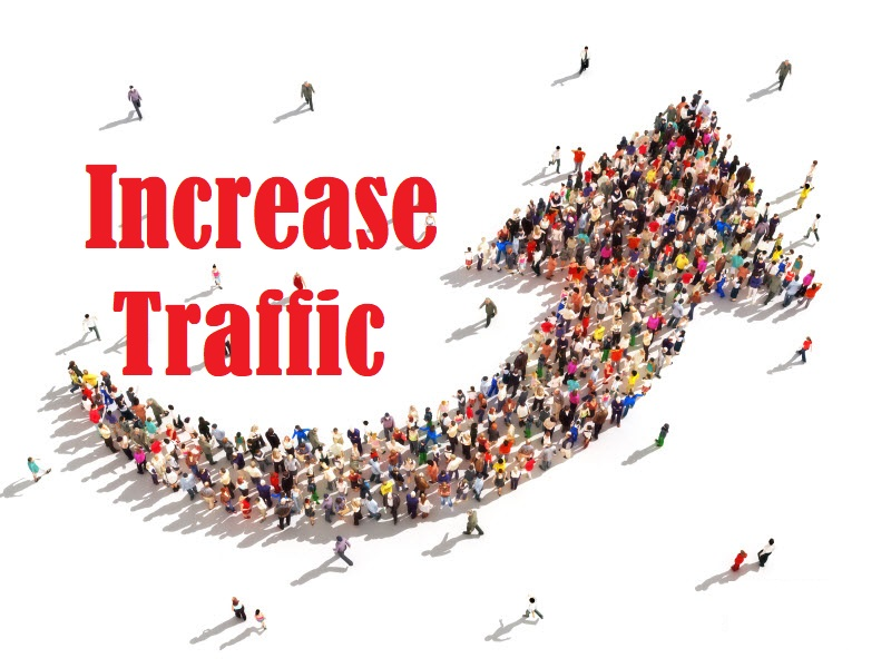 increase targeted web traffic instagram,  twitter,  twitter,  linkedin etc
