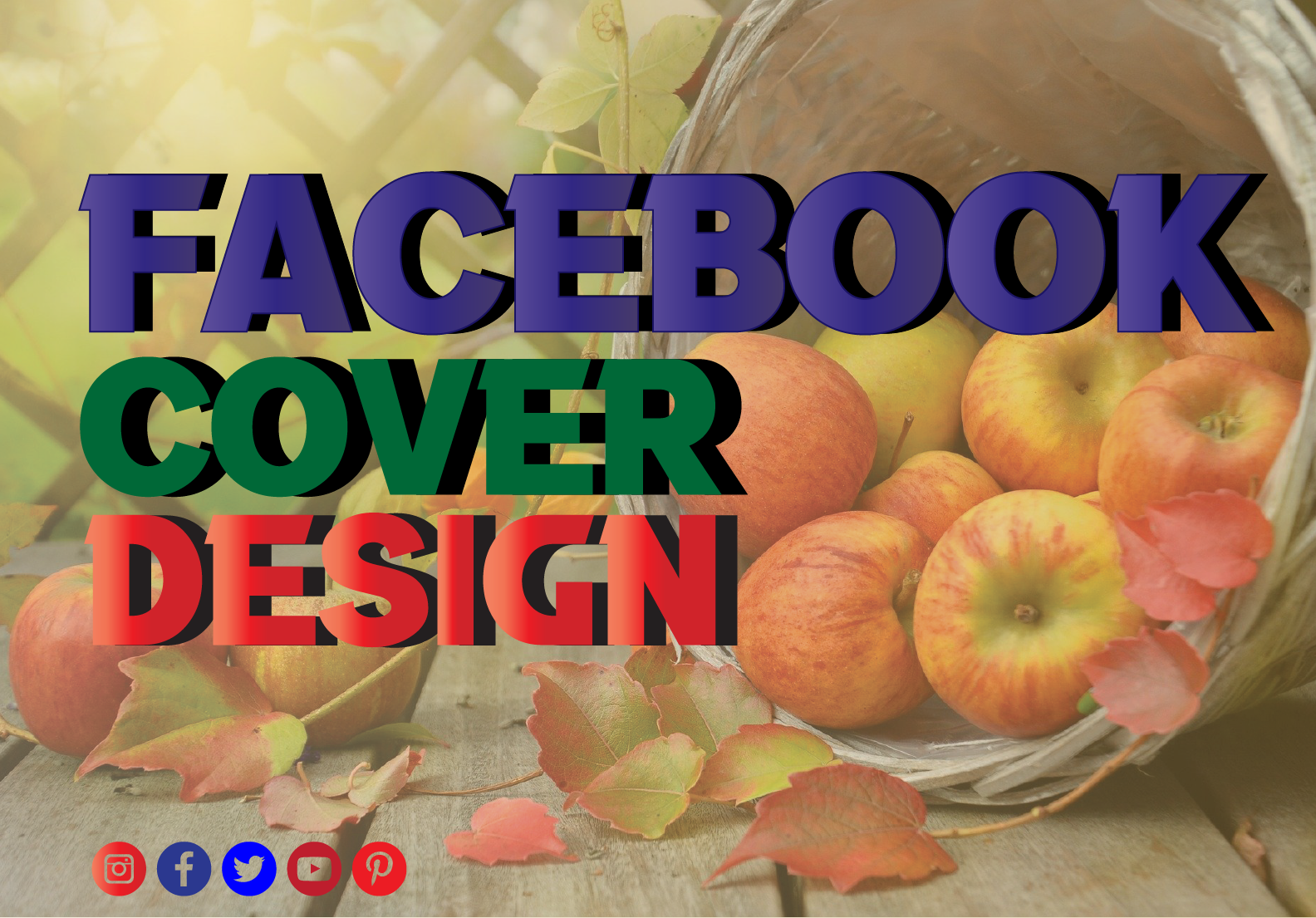 I will create professional Facebook Cover Design post