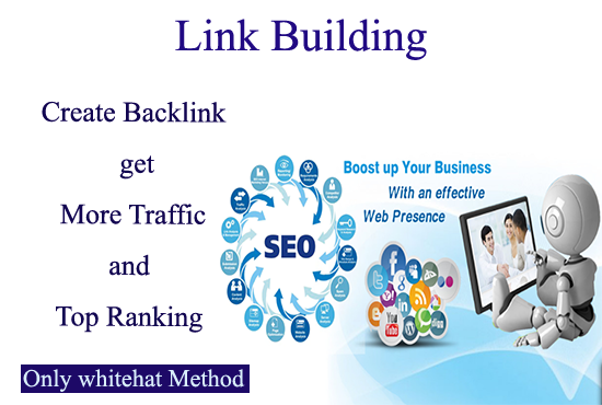 Google Top Rank with SEO Backlink