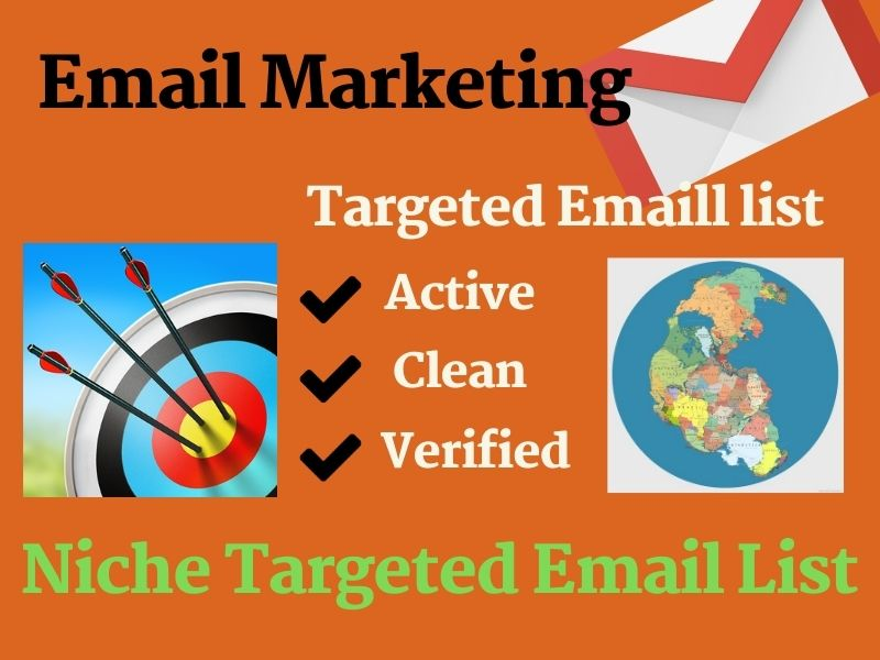 I will provide 1000 targeted valid email list