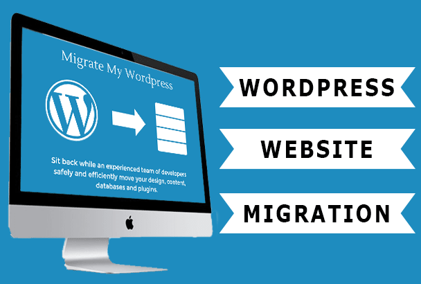 I will migrate, backup, Clone, transfer word press website to new host or domain