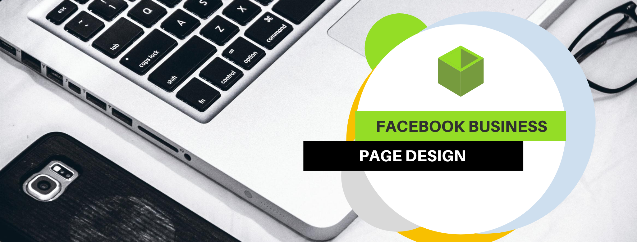 I Will Create your Professional Business page & Customization.