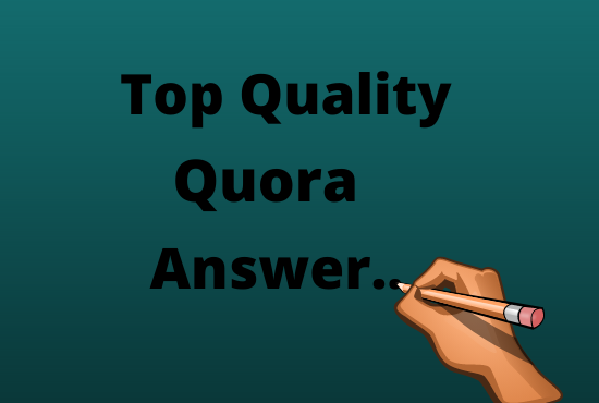 Promote your website By 8 top quality answer posting in quora