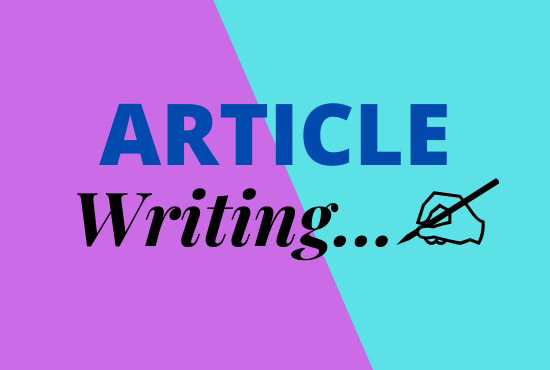 I Will Write 1000+ words SEO Article,  Blog And Content