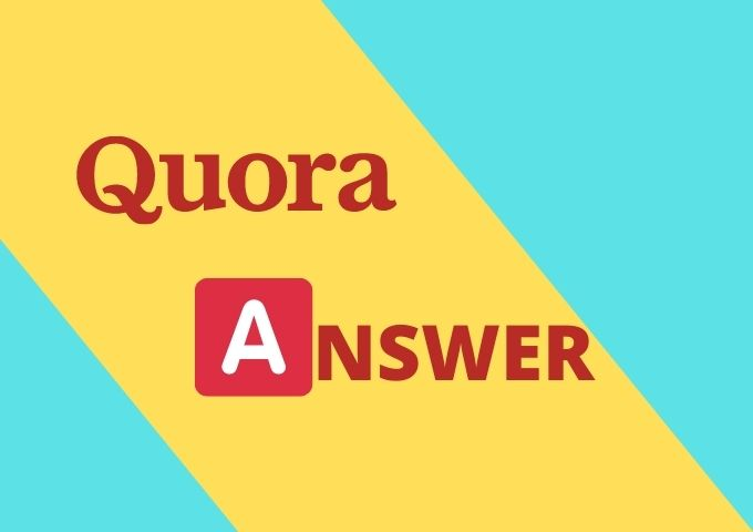 Promote your website 16 HQ quora Answer with backlink