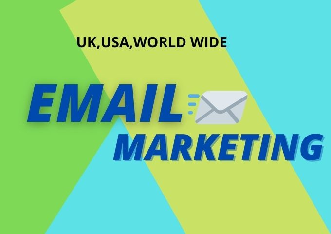 Provide 1000 Active Email List For Email Marketing
