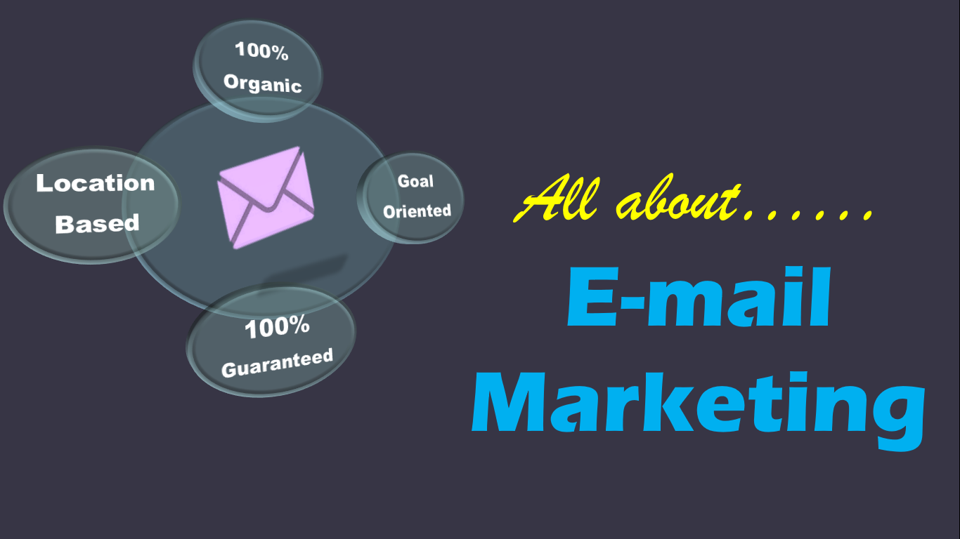 Giving you worldwide 100 Email list for your brand business by Email Marketing